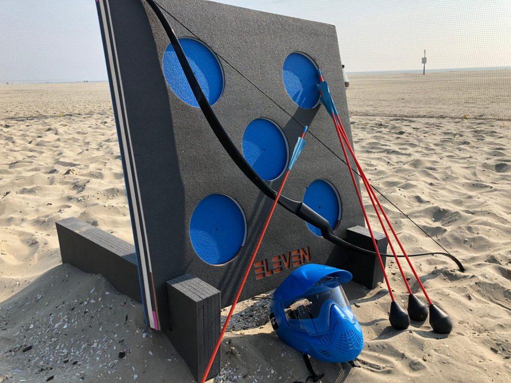 Archery tag schietschijf
